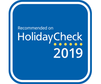 Award Reviewed Holiday Check 2019